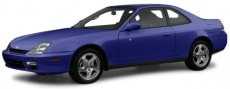 Цена Honda Prelude 2000 года