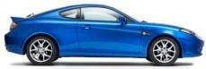Цена Hyundai Coupe 2005 года