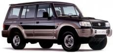 Цена Hyundai Galloper 2001 года в Кемерово