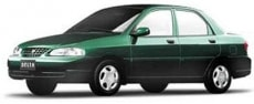 Цена Kia Avella 1998 года в Краснодаре