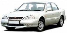 Цена Kia Clarus 1998 года в Краснодаре