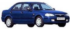 Цена Mazda 323 2002 года в Екатеринбурге