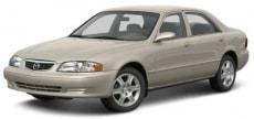Отзывы Mazda 626