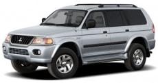 Цена Mitsubishi Montero 2003 года в Томске