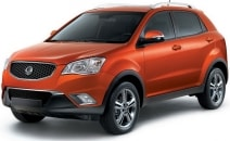 Фото SsangYong Actyon