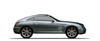 Цена Chrysler Crossfire 2004 года в Перми