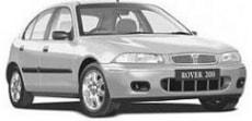 Цена Rover 200 1999 года в Перми