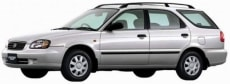 Цена Suzuki Cultus 2002 года