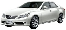 Фото Toyota Mark X