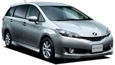 Фото Toyota Wish