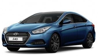 Цена Hyundai i40 2014 года в Кирове