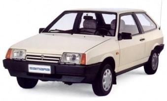 Цена ВАЗ (Лада) 2108 2002 года в Красноярске