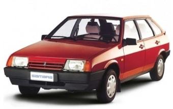 Цена ВАЗ (Лада) 2109 1998 года в Красноярске
