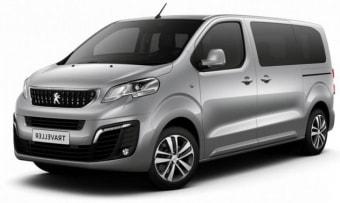Цена Peugeot Traveller
