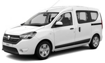 Цена Renault Dokker 2018 года в Барнауле