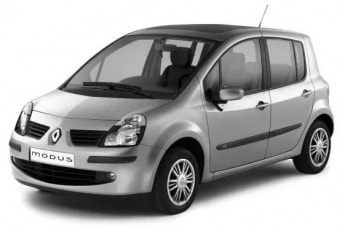 Цена Renault Modus 2008 года в Уфе