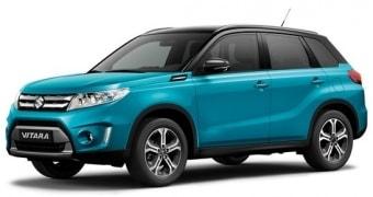 Цена Suzuki Vitara 2016 года в Новосибирске