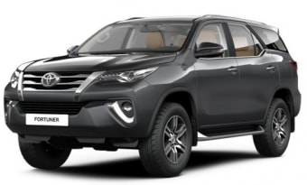 Цена Toyota Fortuner 2018 года в Москве