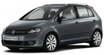 Цена Volkswagen Golf Plus 2008 года в Тюмени