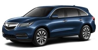 Цена Acura MDX 2011 года в Перми