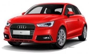 Цена Audi A1 2013 года в Красноярске