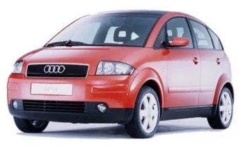 Цена Audi A2 2002 года
