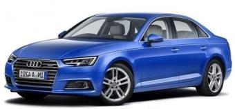 Цена Audi A4 2015 года в Самаре