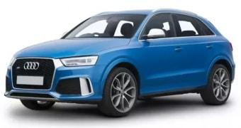 Цена Audi Q3 2018 года в Москве