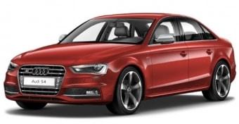 Цена Audi S4 2014 года в Москве