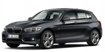 Цена BMW 1 2011 года в Новосибирске