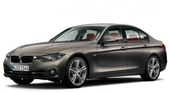 Цена BMW 3 2016 года в Москве