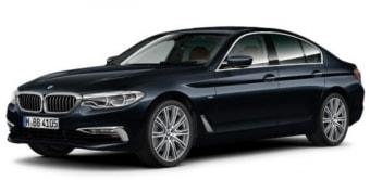 Цена BMW 5 2014 года в Москве