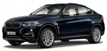 Цена BMW X6 2016 года в Хабаровске