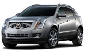Цена Cadillac SRX 2009 года в Перми