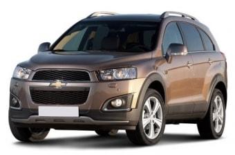 Цена Chevrolet Captiva 2013 года в Новосибирске