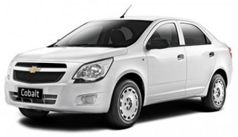 Цена Chevrolet Cobalt 2014 года в Самаре