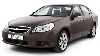 Цена Chevrolet Epica 2012 года в Челябинске