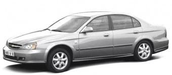 Цена Chevrolet Evanda 2005 года