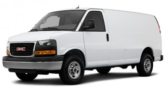 Цена Chevrolet Express