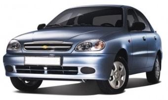 Цена Chevrolet Lanos 2008 года в Иркутске