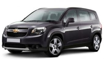 Цена Chevrolet Orlando