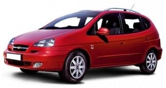 Цена Chevrolet Rezzo 2007 года в Перми