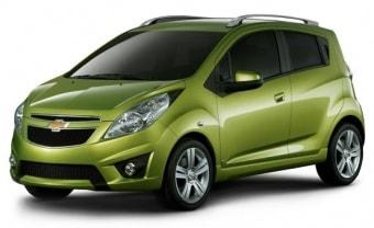 Цена Chevrolet Spark 2011 года в Казани