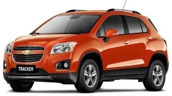 Цена Chevrolet Tracker 2010 года