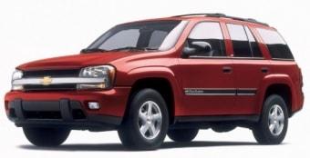Цена Chevrolet Trail Blazer 2004 года в Челябинске