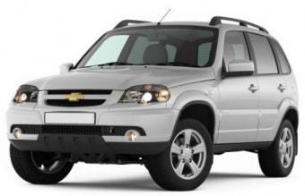 Цена Chevrolet Niva 2008 года