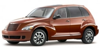Цена Chrysler PT Cruiser 2008 года в Волгограде