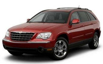 Цена Chrysler Pacifica 2006 года в Тюмени