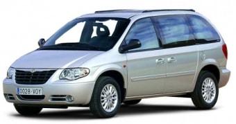 Цена Chrysler Voyager