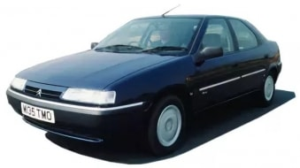 Цена Citroen Xantia 2001 года